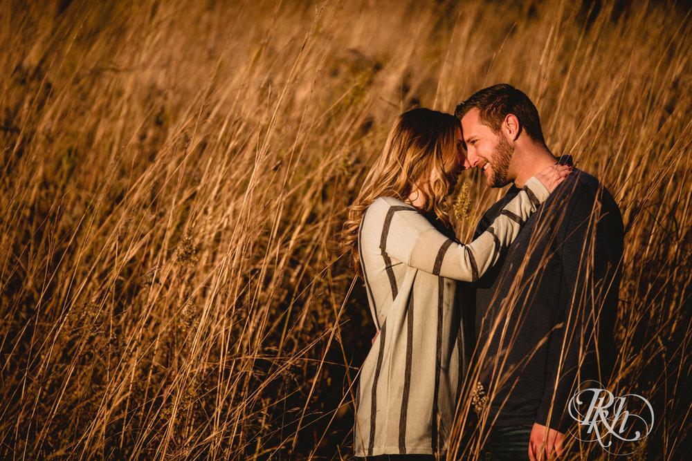 Amanda & Charlie - Minnesota Engagement Photography - Lebanon Hills Regional Park - Sunset - RKH Images - Blog (8 of 11).jpg