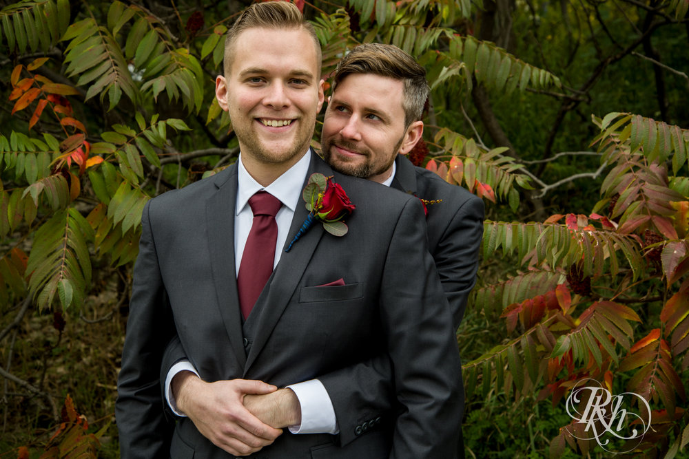 Michael & Darren - Minnesota LGBT Wedding Photography - Courtyard by Marriott Minneapolis - RKH Images - Blog (25 of 67).jpg