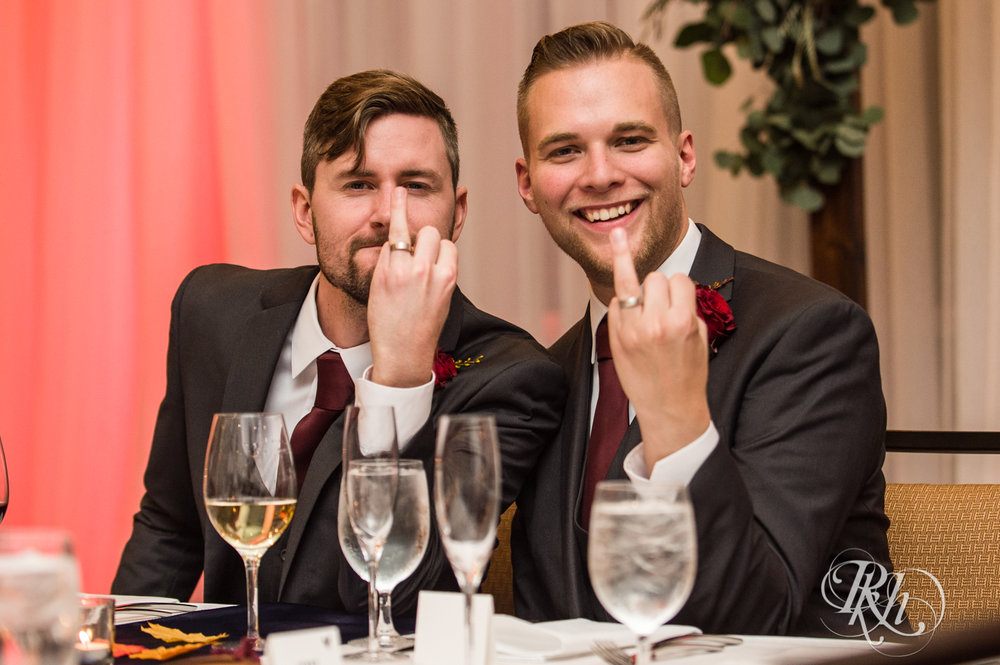 Michael & Darren - Minnesota LGBT Wedding Photography - Courtyard by Marriott Minneapolis - RKH Images - Blog (54 of 67).jpg