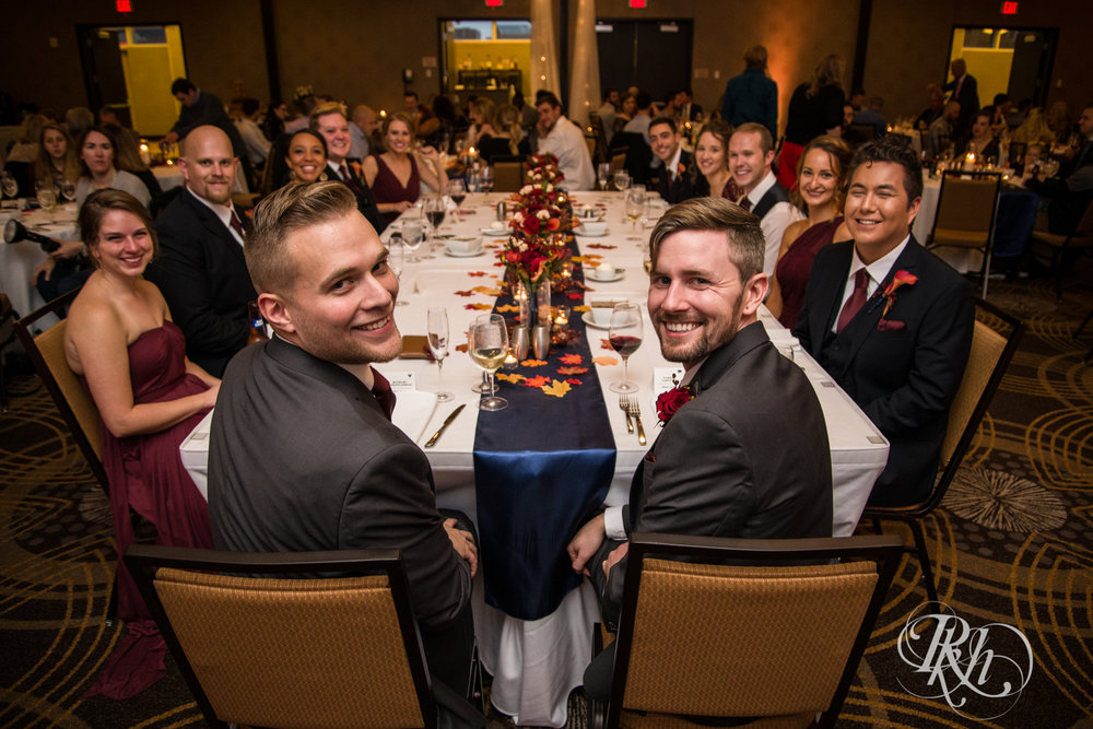 Michael & Darren - Minnesota LGBT Wedding Photography - Courtyard by Marriott Minneapolis - RKH Images - Blog (55 of 67).jpg