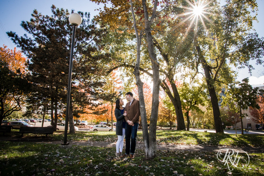 Courtney and Nick - Minnesota Engagement Photography - Stone Arch Bride - RKH Images (14 of 14).jpg
