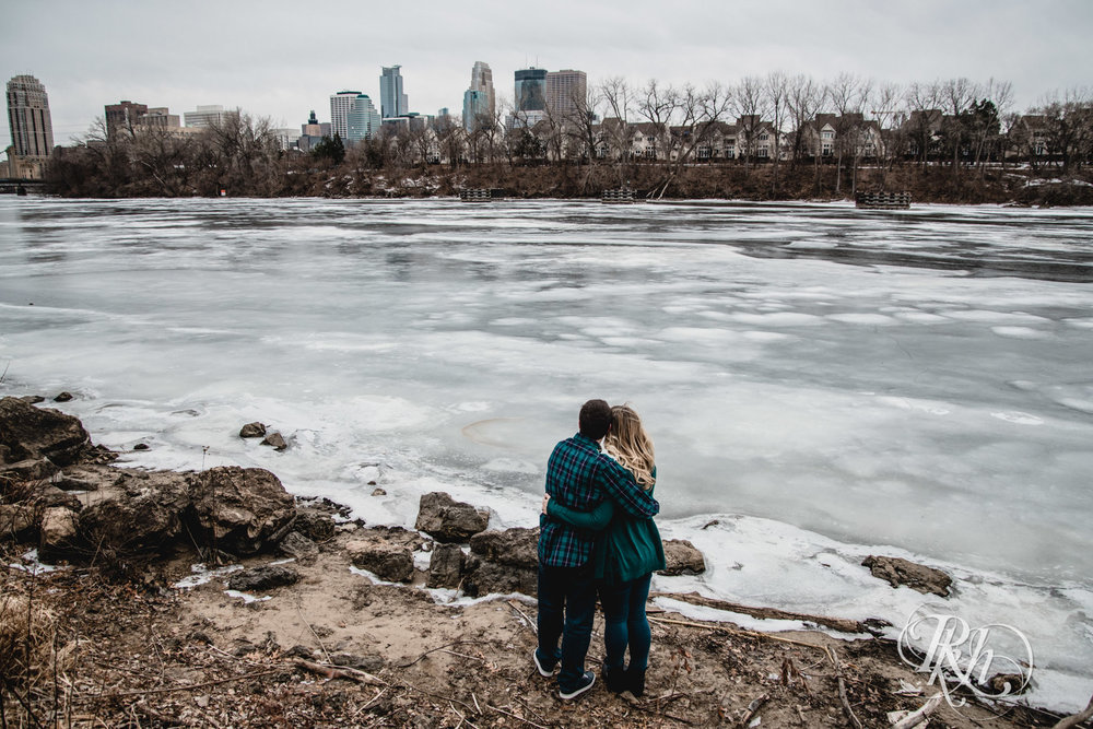 Libby & Ian - Minneapolis Engagement Photography - Honey Lounge - RKH Images (7 of 26).jpg