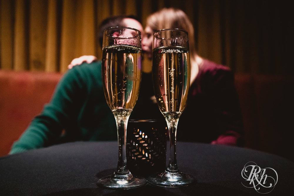 Libby & Ian - Minneapolis Engagement Photography - Honey Lounge - RKH Images (16 of 26).jpg