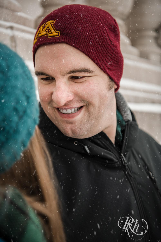 Erin and Tim - Minnesota Engagement Photography - Saint Paul Winter Carnival - RKH Images - Blog (11 of 14).jpg