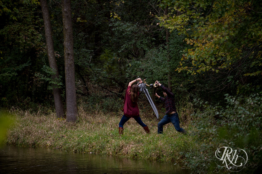 Katie & Brian - Minnesota Engagement Photography - Cosplay - RKH Images - Blog  (14 of 20).jpg