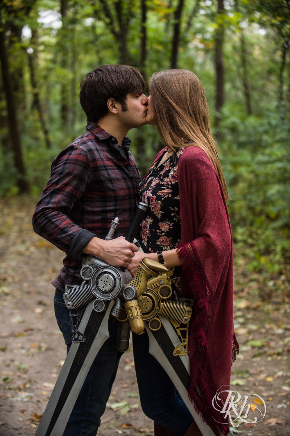 Katie & Brian - Minnesota Engagement Photography - Cosplay - RKH Images - Blog  (18 of 20).jpg