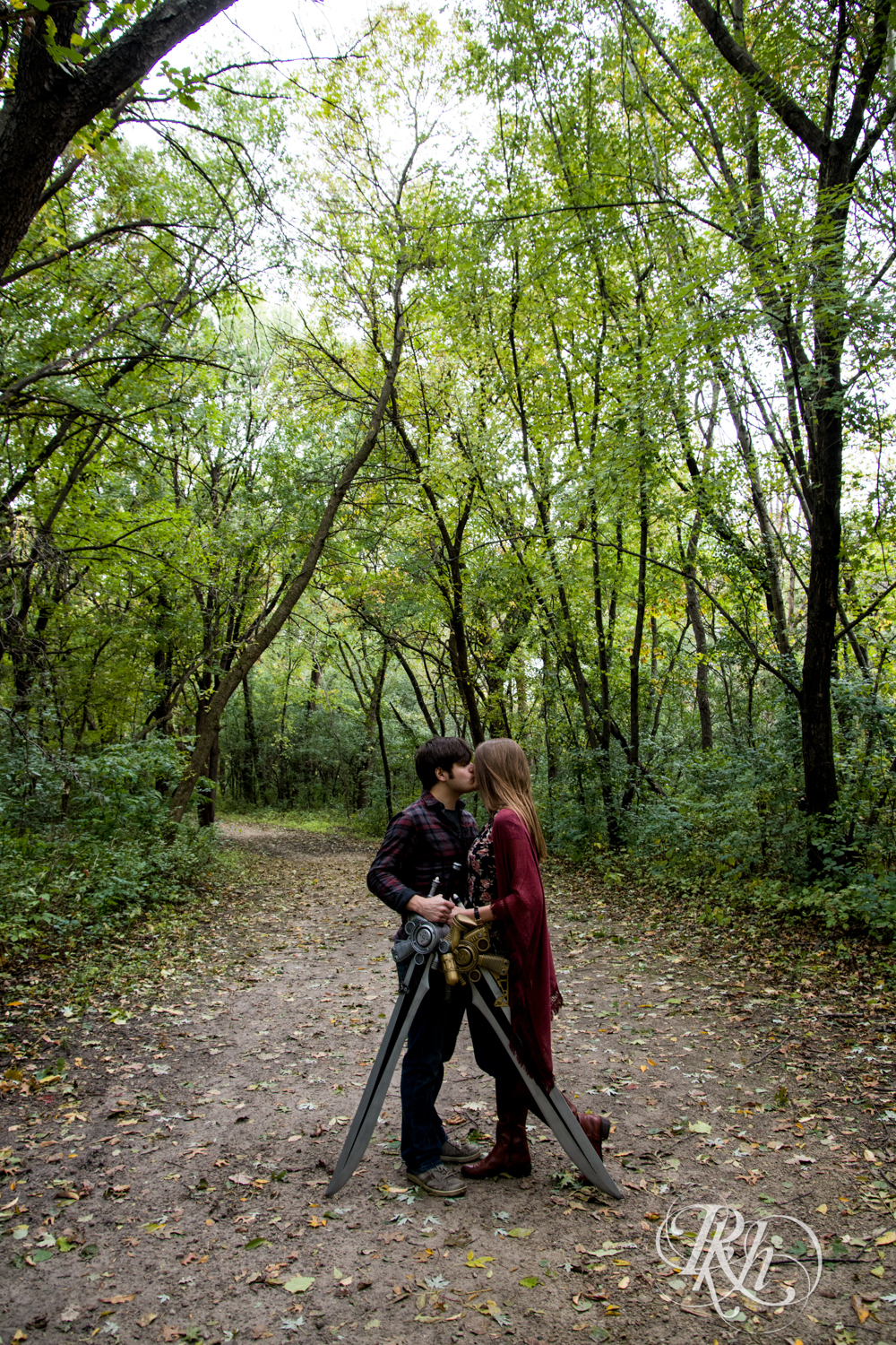 Katie & Brian - Minnesota Engagement Photography - Cosplay - RKH Images - Blog  (17 of 20).jpg