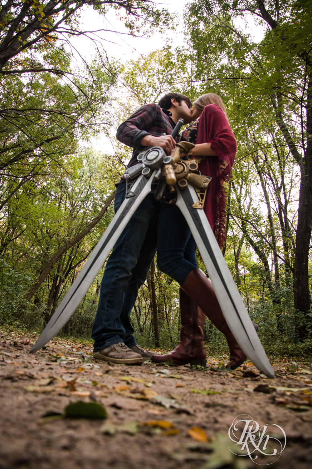 Katie & Brian - Minnesota Engagement Photography - Cosplay - RKH Images - Blog  (19 of 20).jpg