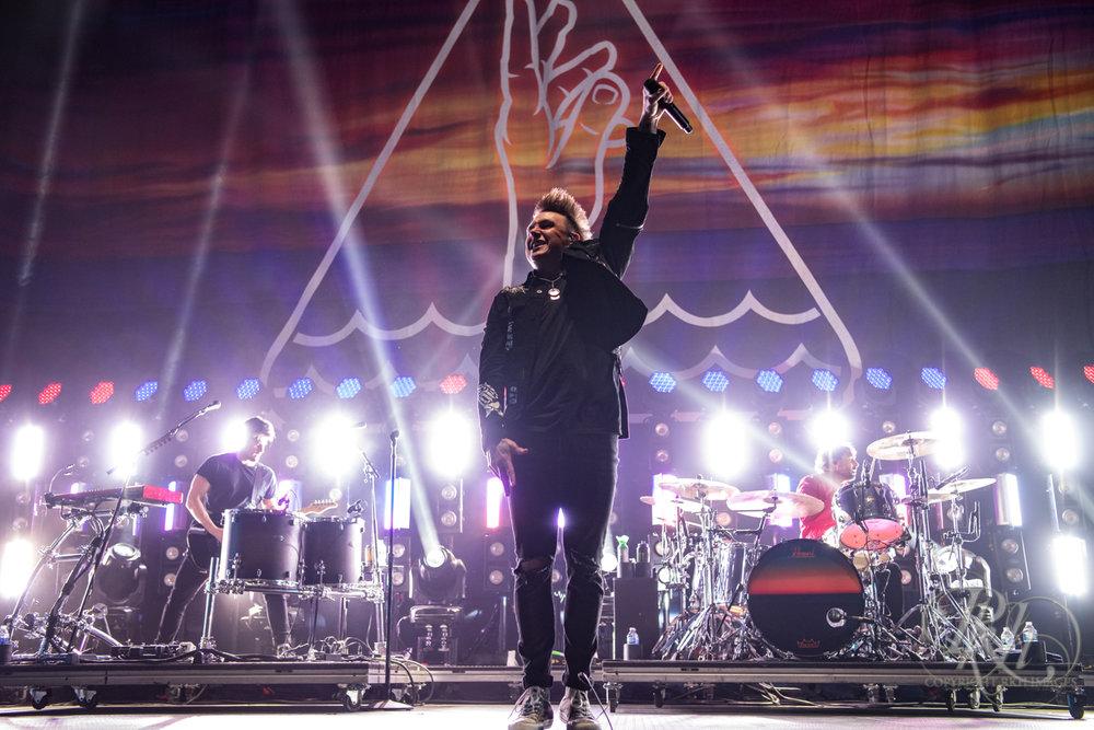 Papa Roach - Minnesota Concert Photography - Target Center - Minneapolis - RKH Images (4 of 16).jpg