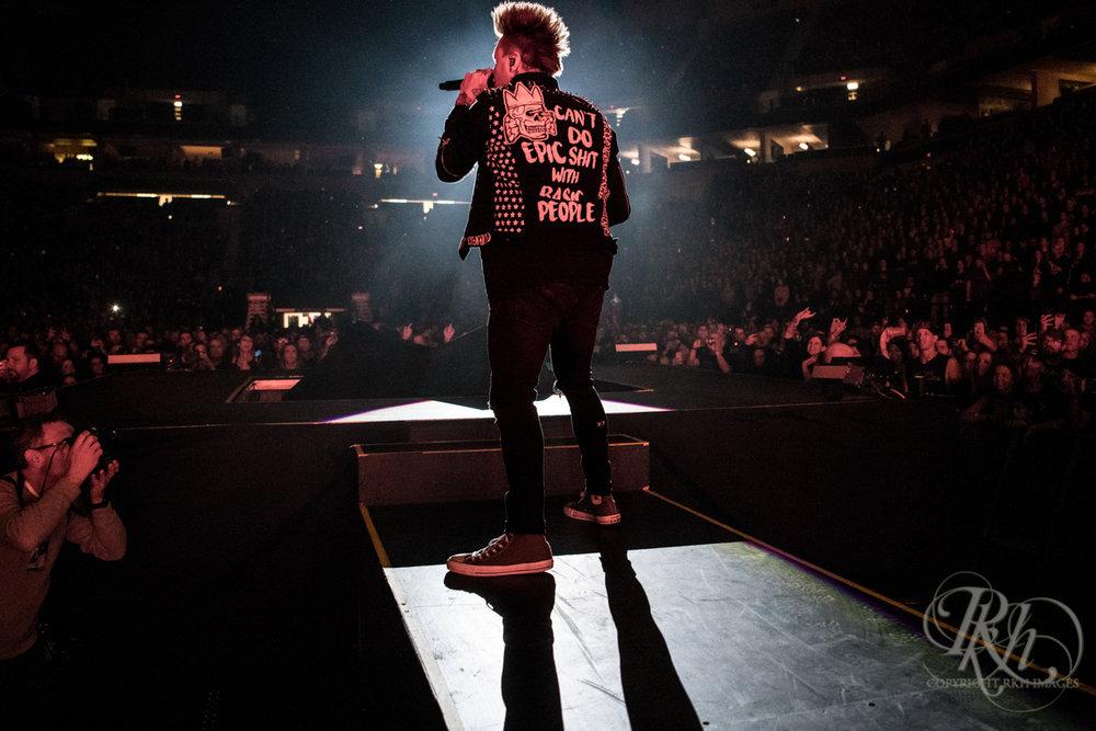 Papa Roach - Minnesota Concert Photography - Target Center - Minneapolis - RKH Images (8 of 16).jpg