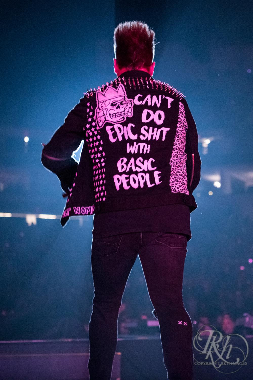 Papa Roach - Minnesota Concert Photography - Target Center - Minneapolis - RKH Images (7 of 16).jpg