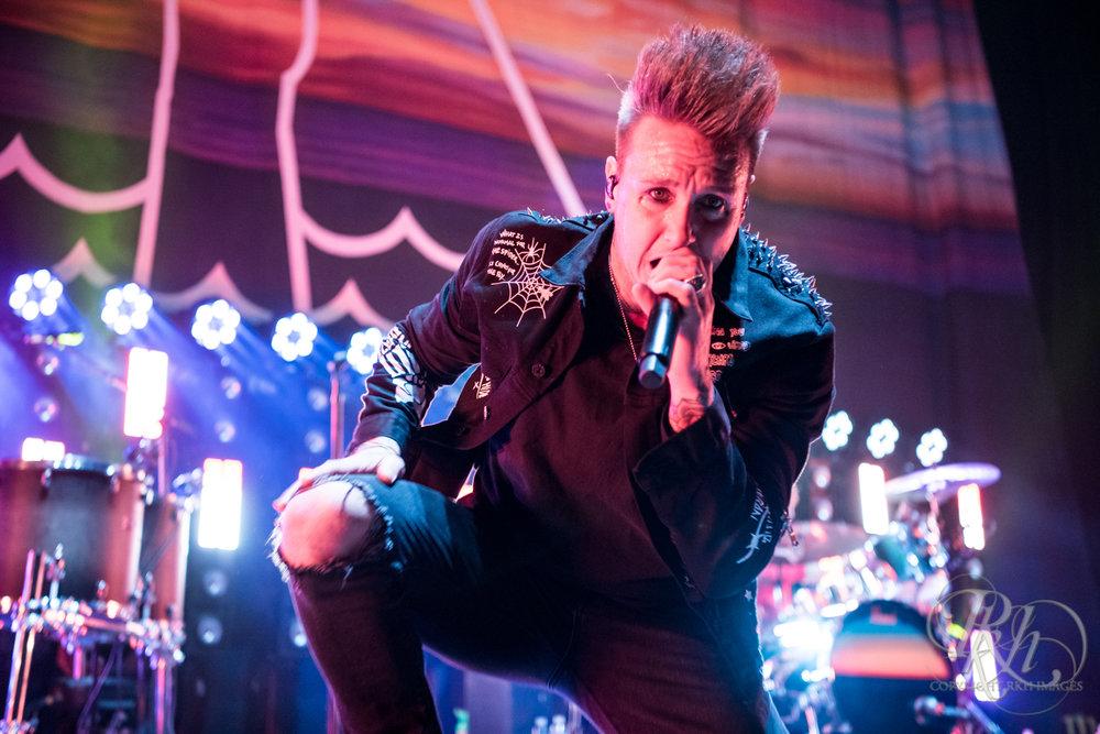 Papa Roach - Minnesota Concert Photography - Target Center - Minneapolis - RKH Images (9 of 16).jpg
