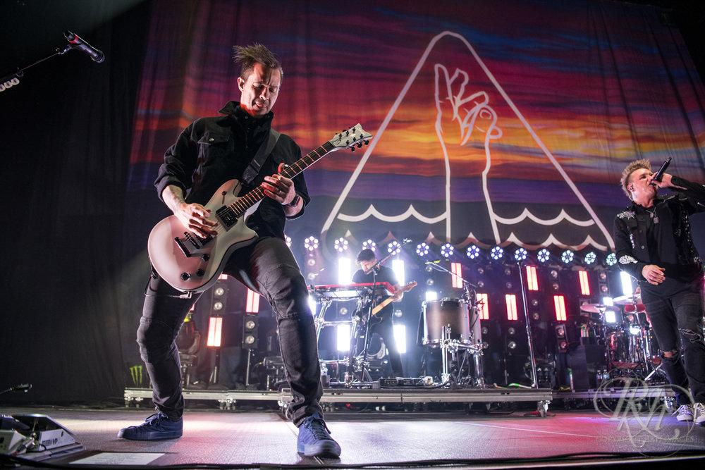 Papa Roach - Minnesota Concert Photography - Target Center - Minneapolis - RKH Images (14 of 16).jpg