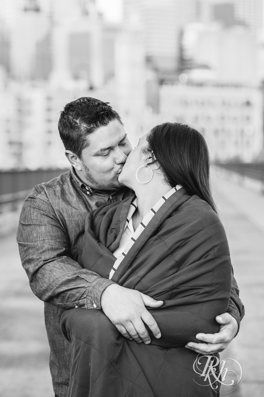 Jolene & Mike - Minnesota Engagement Photography - Sunrise - Stone Arch Bride and St. Anthony Main - RKH Images  (5 of 12).jpg