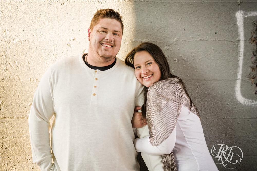 Jolene & Mike - Minnesota Engagement Photography - Sunrise - Stone Arch Bride and St. Anthony Main - RKH Images  (11 of 12).jpg