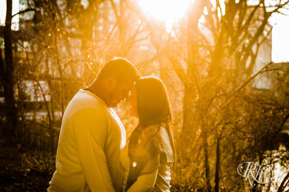 Jolene & Mike - Minnesota Engagement Photography - Sunrise - Stone Arch Bride and St. Anthony Main - RKH Images  (12 of 12).jpg