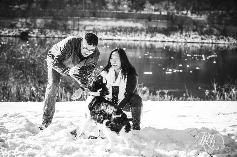 Jana & Paul - Minnesota Engagement Photography - University of Minnesota - RKH Images - Blog  (2 of 11).jpg