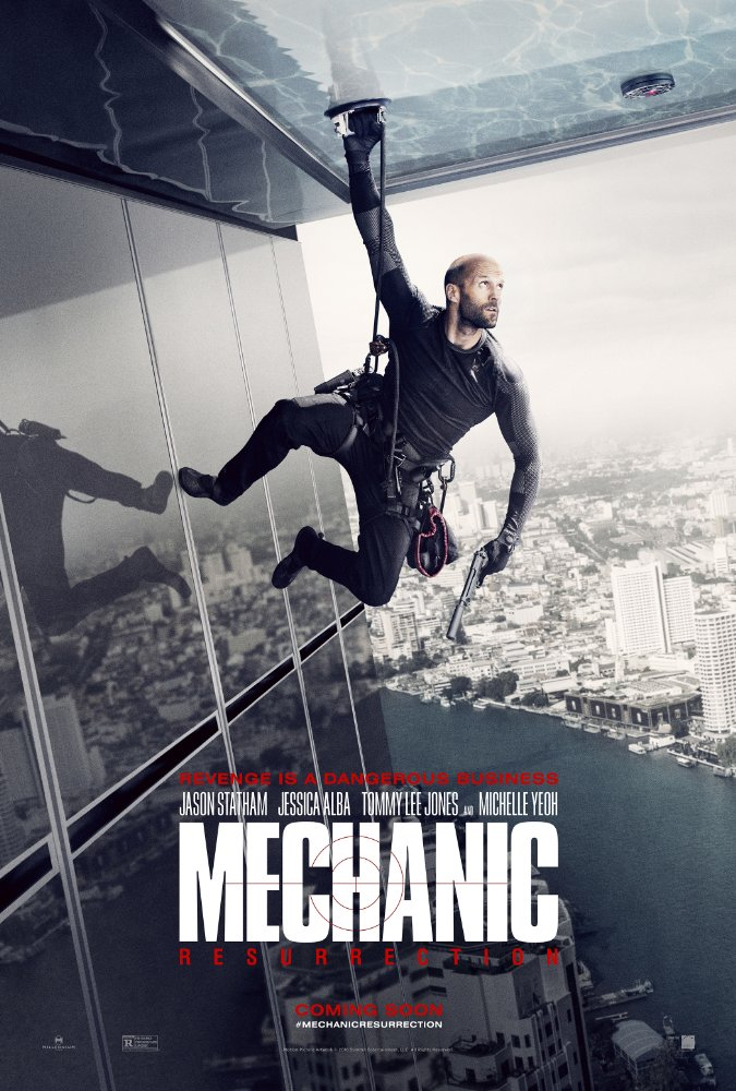 The Mechanic: Resurrection 2016