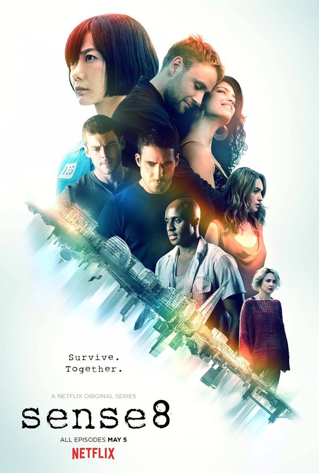 Wachowski's Netflix show Sense8