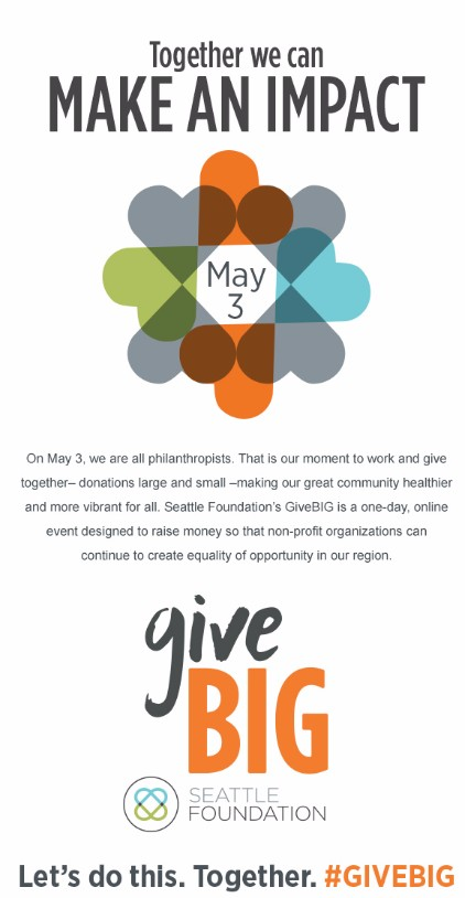 GiveBig is extended!
