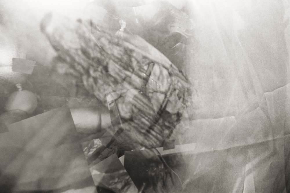 Uncovering (Still 24)  35mm print