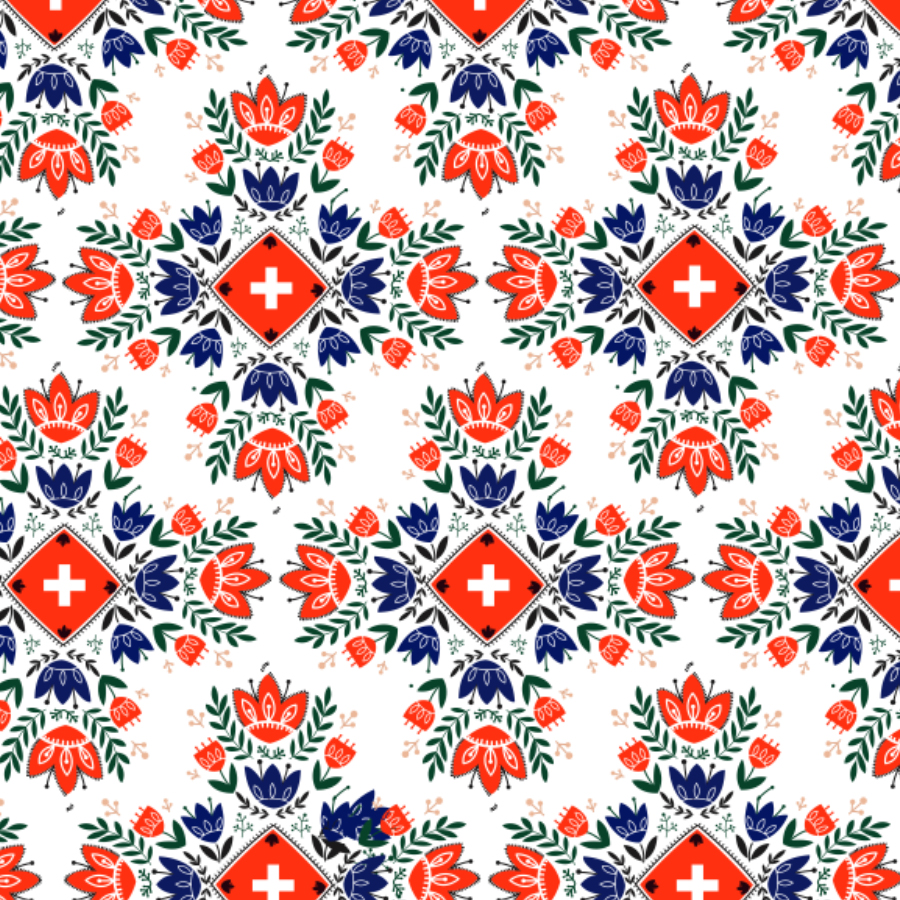 Traditional Swiss