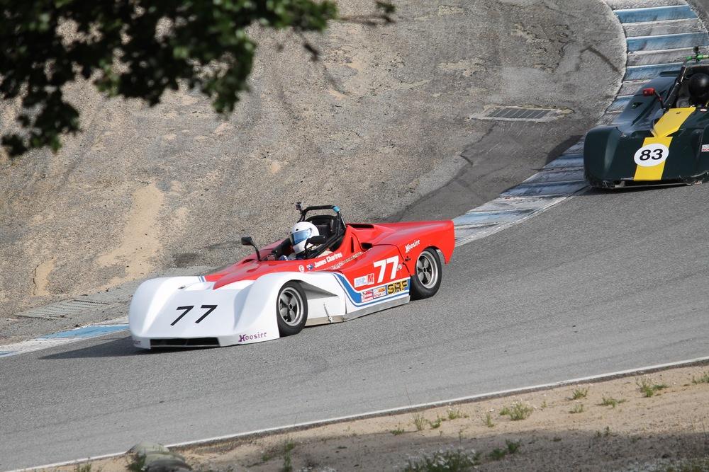 SCCA SFR Race 1&2 Laguna Seca — Kanga Motorsports