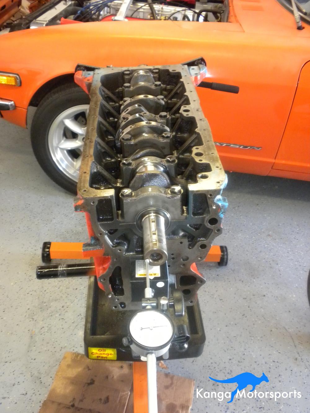 Datsun 240z Crankshaft Thrust.JPG