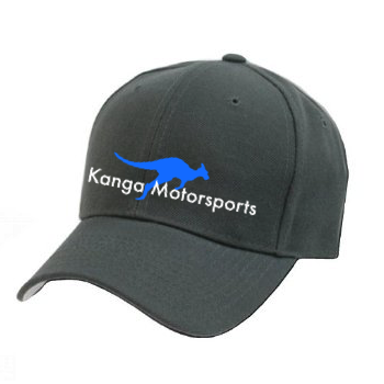 Kanga Motorsports Hat Design Mock Up