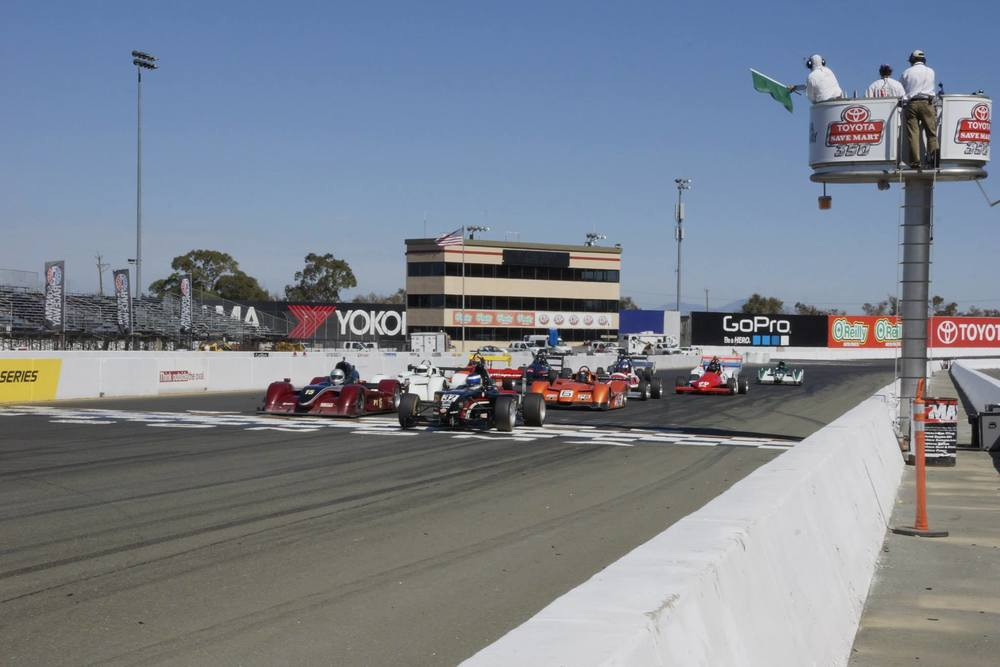 See a Race start  (Photo: SCCA San Francisco Region)
