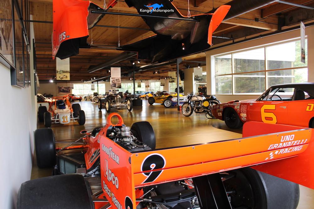 Canepa Motorsport Museum Front.JPG