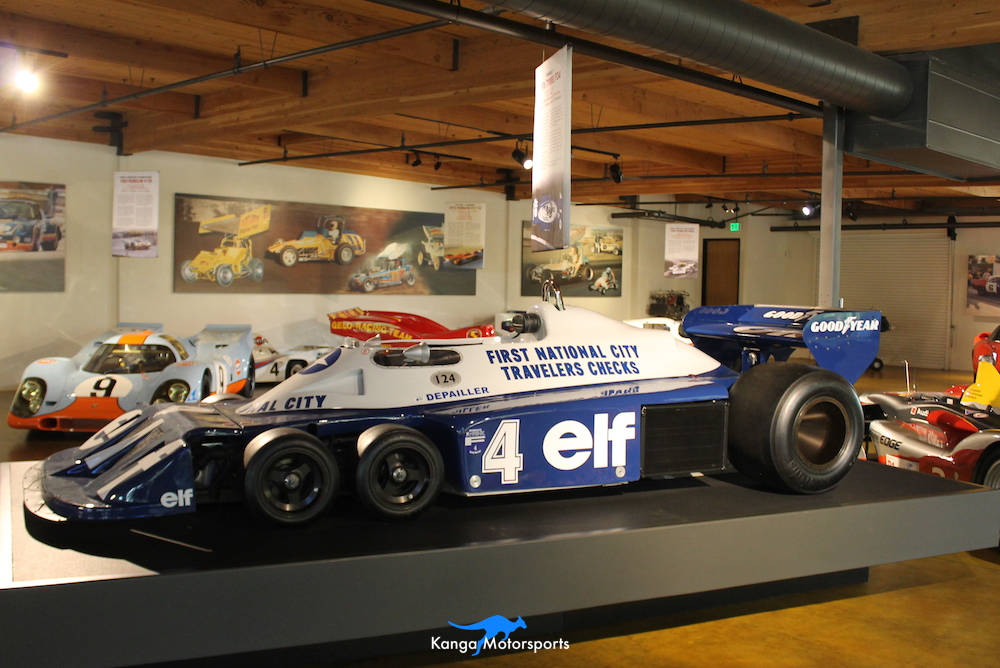 1976 Tyrrell P34 Formula One Side.JPG