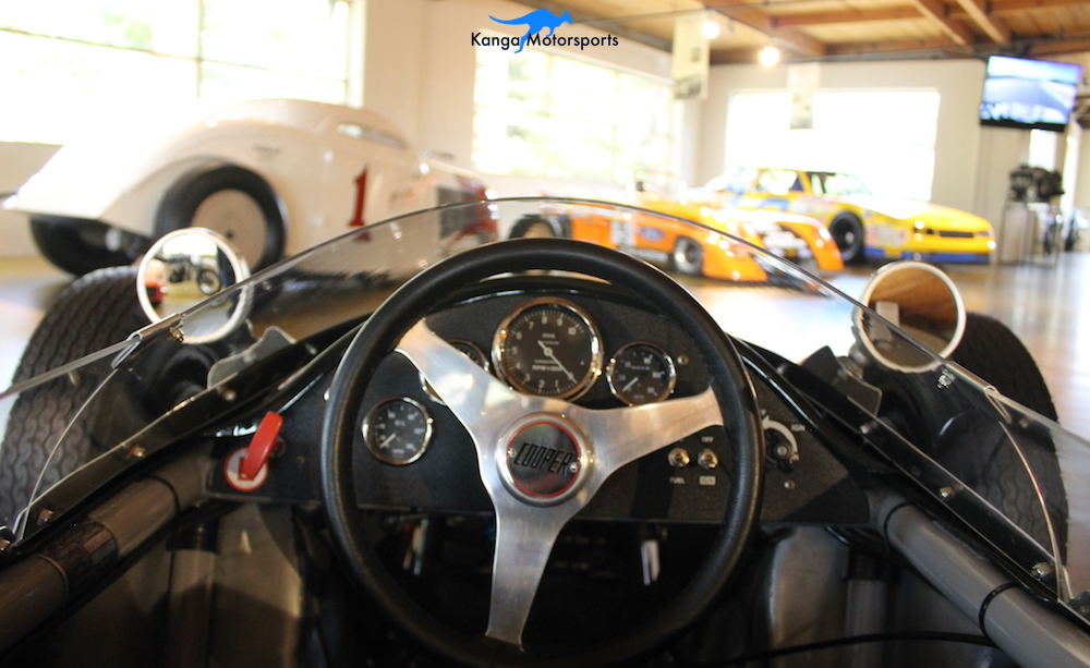 1961 Cooper T56 Formula Junior Roll Bar Seat View.JPG