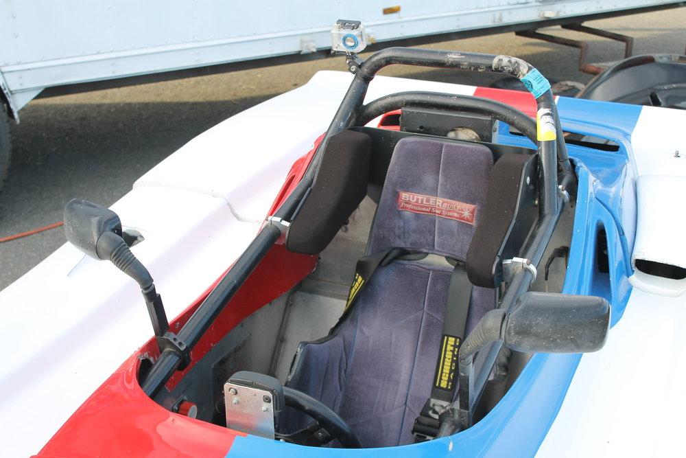 Butler Built Head Support System On Car 2.JPG