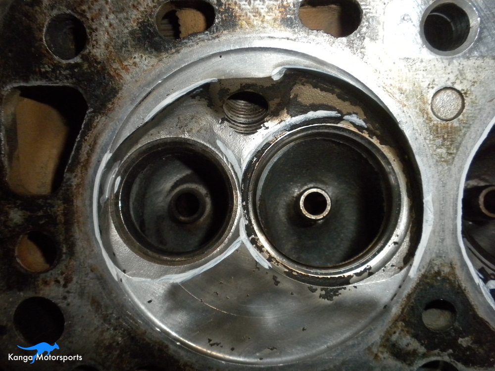 Datsun Cylinder Head Marking Issues Top Down.JPG