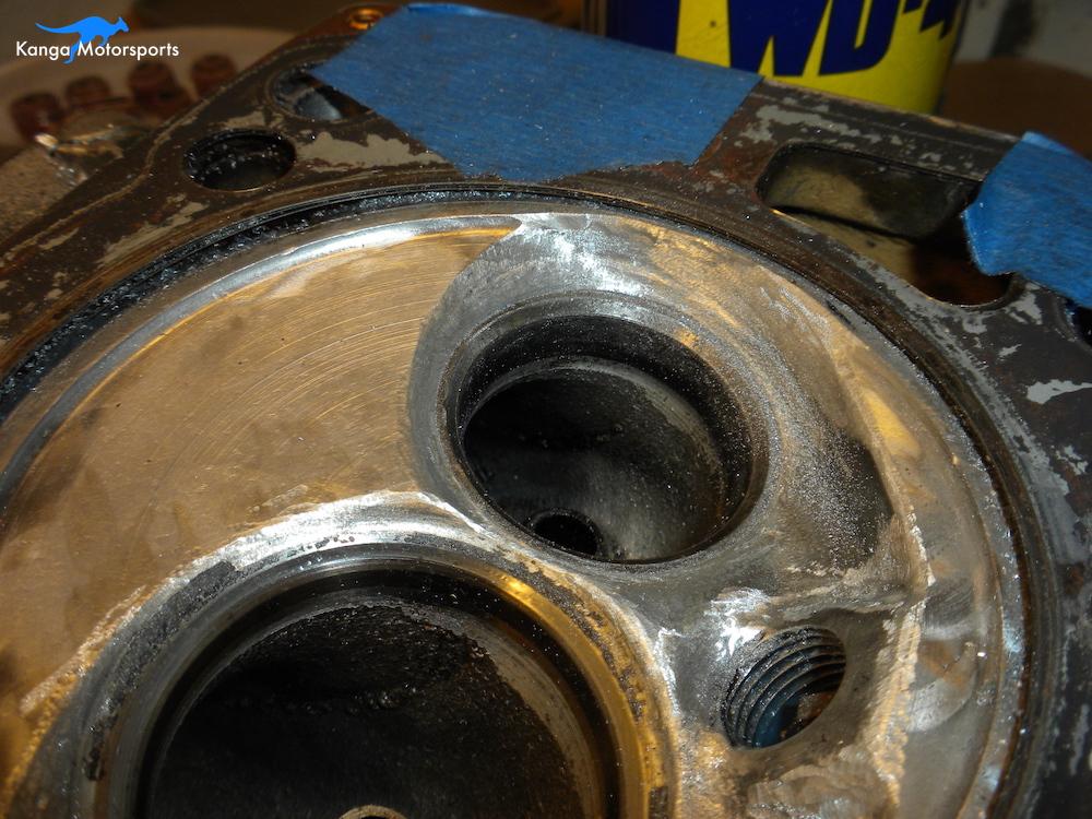 Datsun Cylinder Head Shaping Detail.JPG