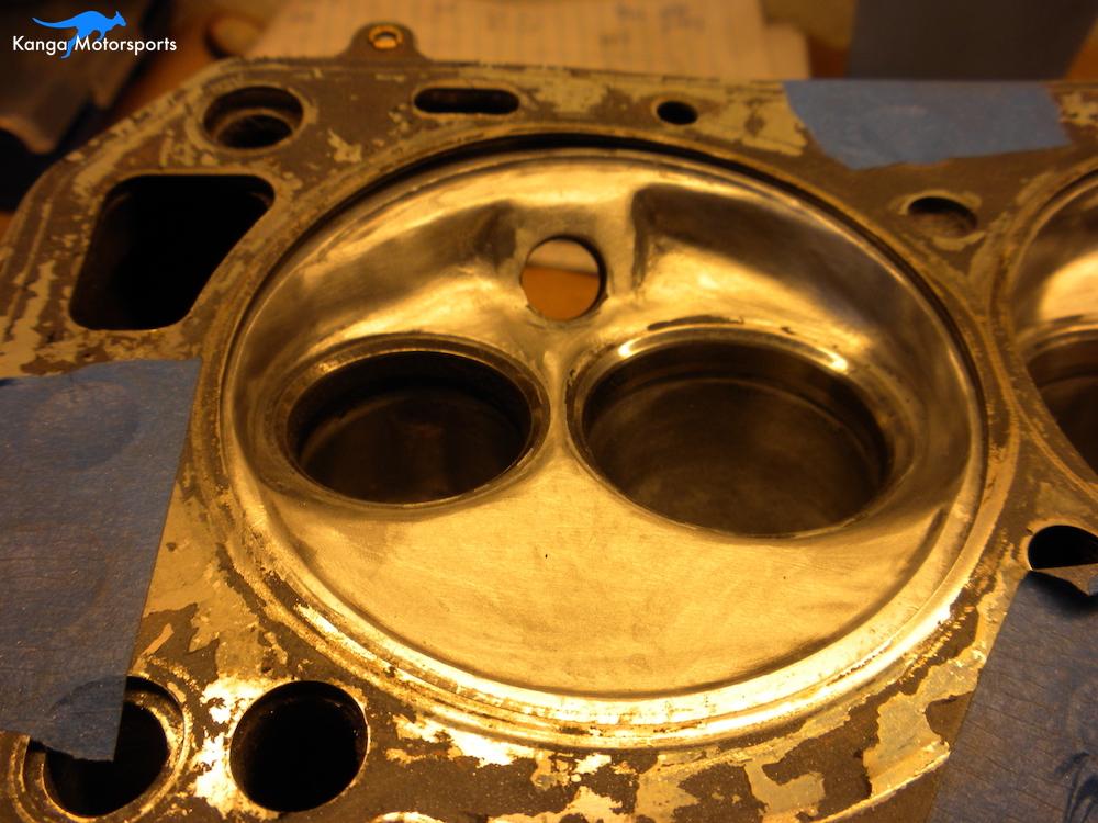 Datsun Cylinder Head Chamber Buff.JPG