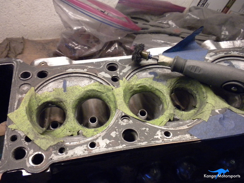 Datsun Cylinder Head Port Buffs.JPG