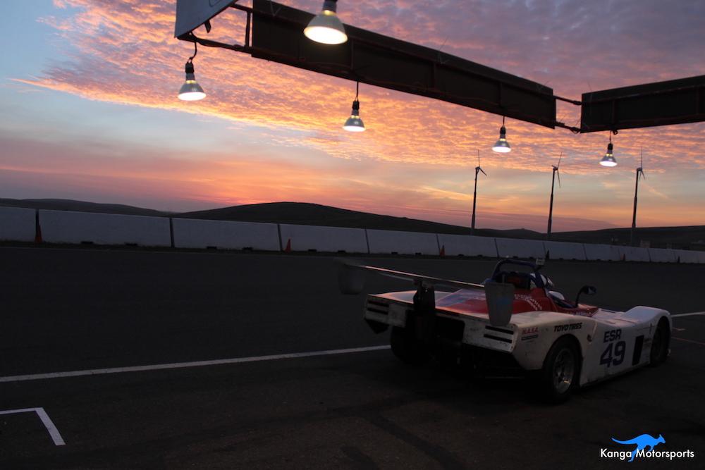 Kanga Motorsports NASA 25 Hours of Thunderhill Pit Exit 2.JPG