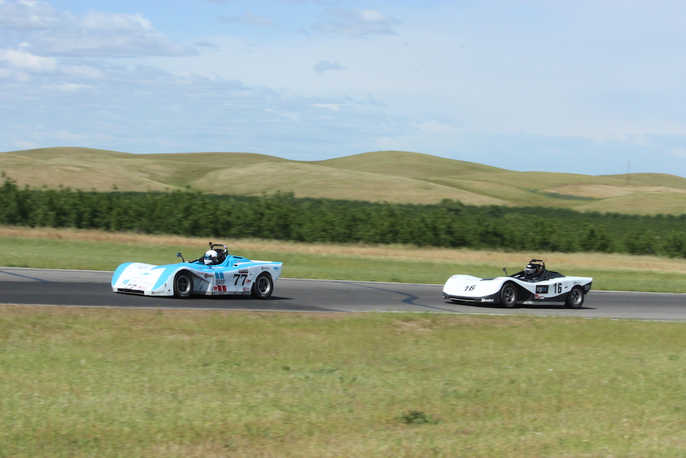 Photo: SCCA San Francisco Region - Aaron Meyer