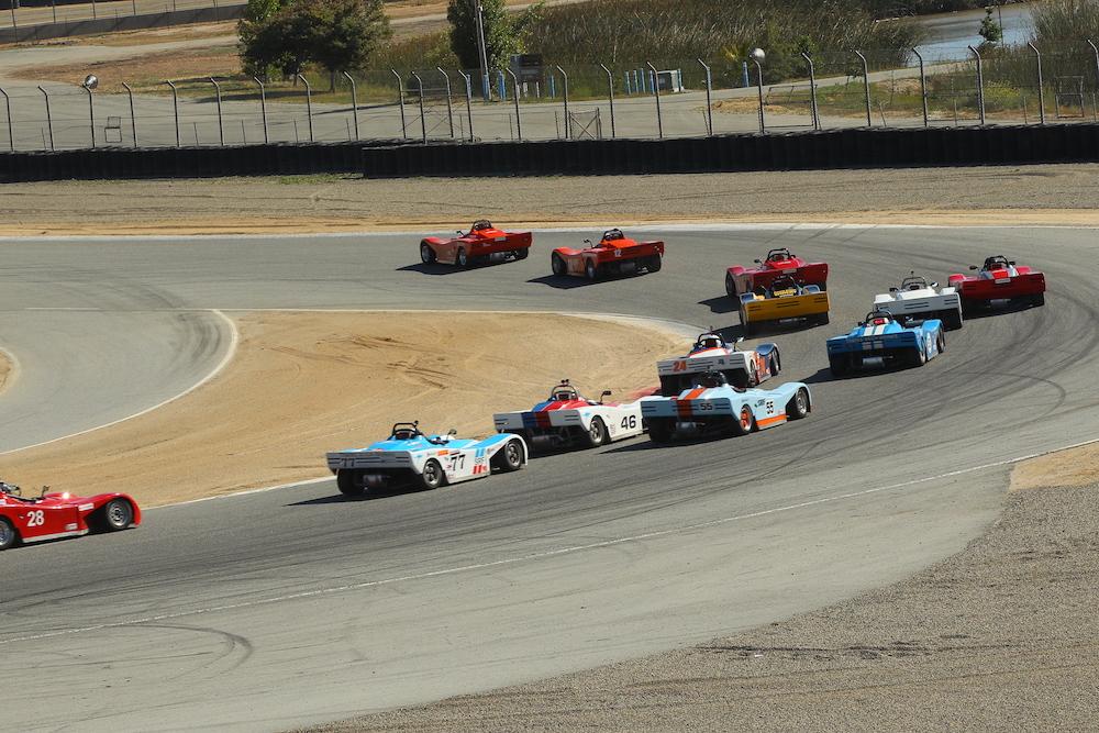 Kanga Motorsports Spec Racer Ford Mazda Raceway Laguna Seca Race Start 1000px.JPG