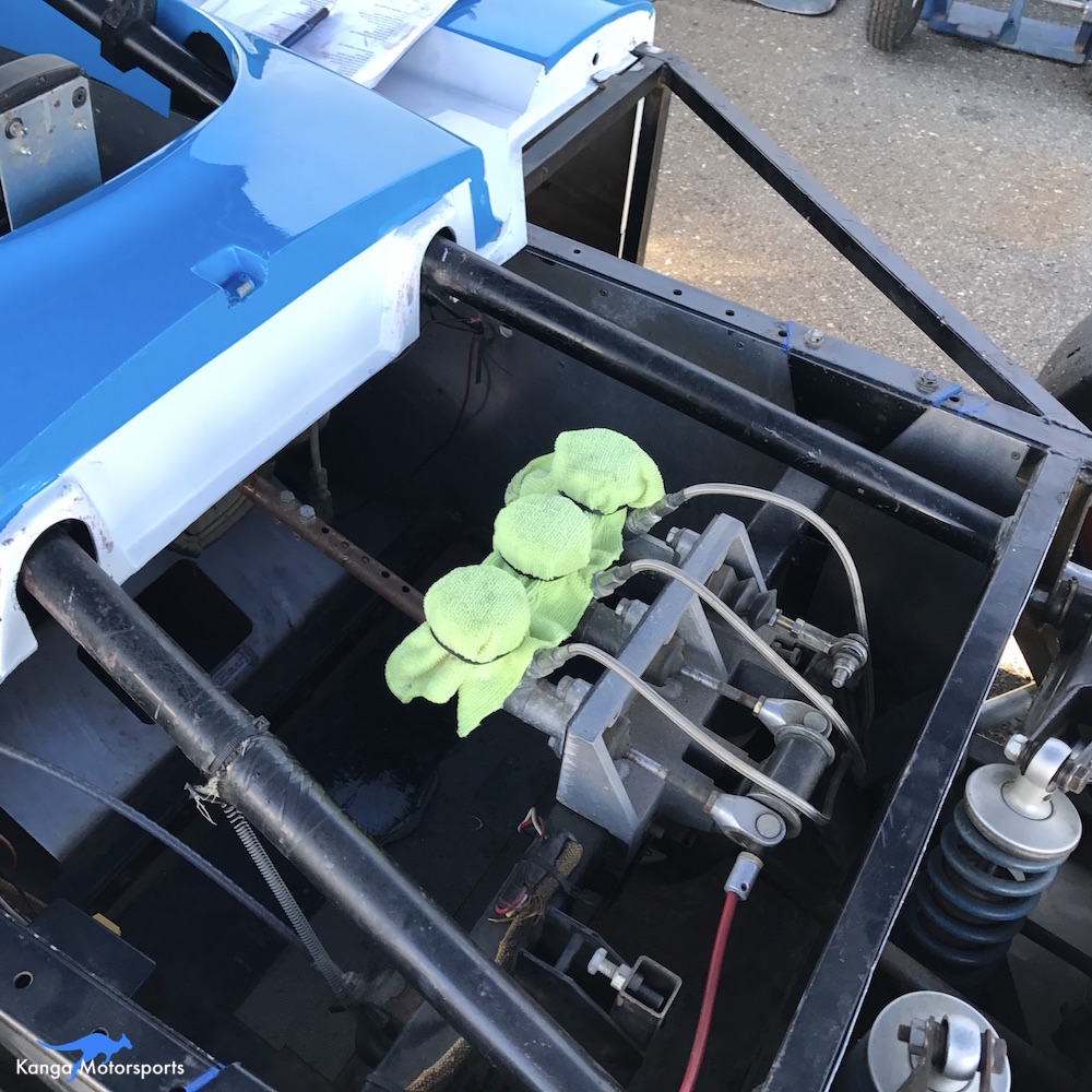 Maintenance Checklists Kanga Motorsports Relay Fuel Pump Gen2 Moving The Pedals