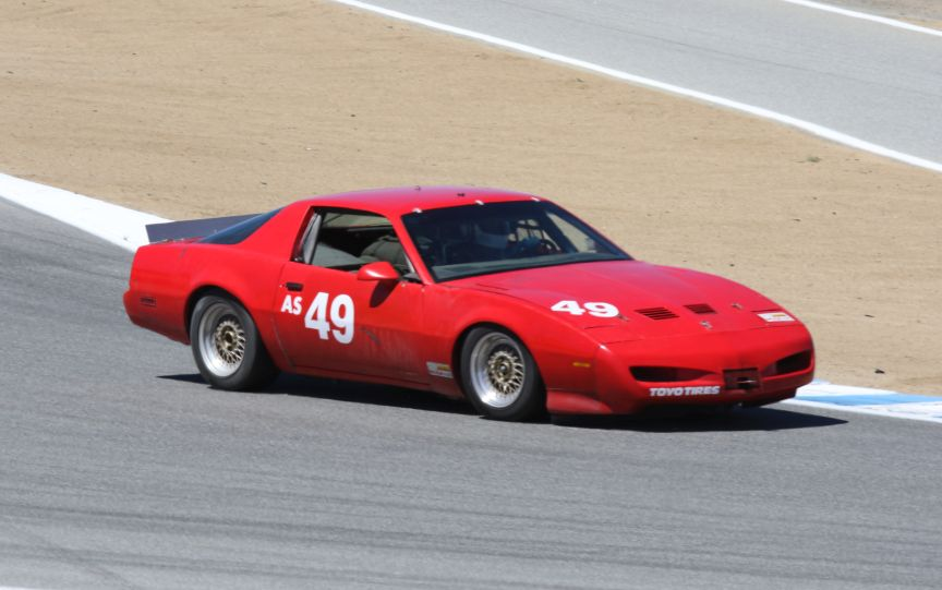 American Sedan (AS) Photo Courtesy of SCCA San Francisco Region