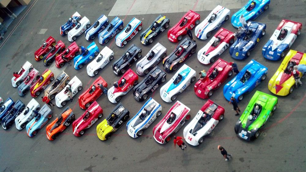 Spec Racer Ford (SRF) Photo Courtesy of Spencer Seim