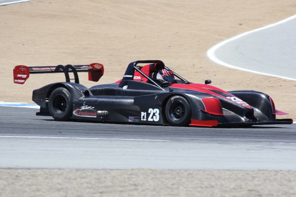 Prototype 1 (P1) Photo Courtesy of SCCA San Francisco Region