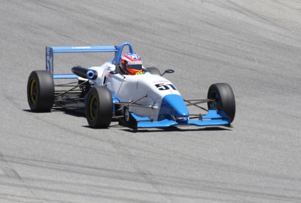 Formula Continental (FC) Photo Courtesy of SCCA San Francisco Region