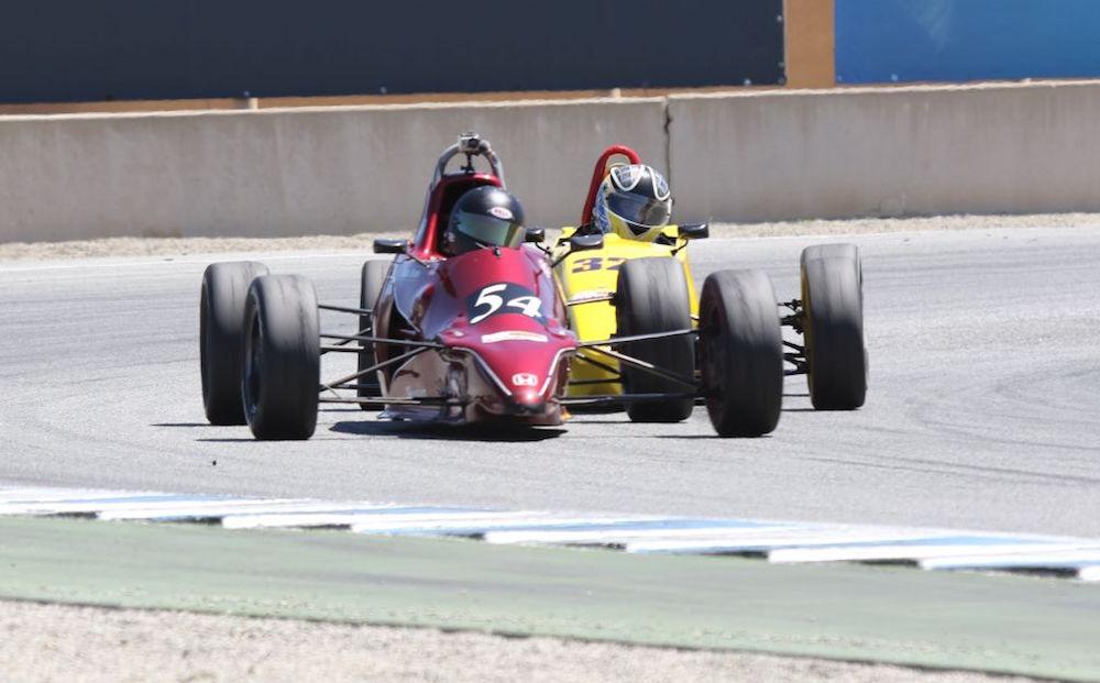 Formula F (FF) Photo Courtesy of SCCA San Francisco Region