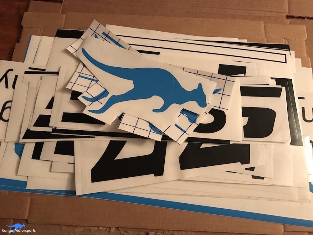 Race Car Vinyls.JPG