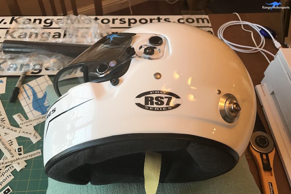 Kanga Motorsports Making Vinyl Clean Helmet.JPG