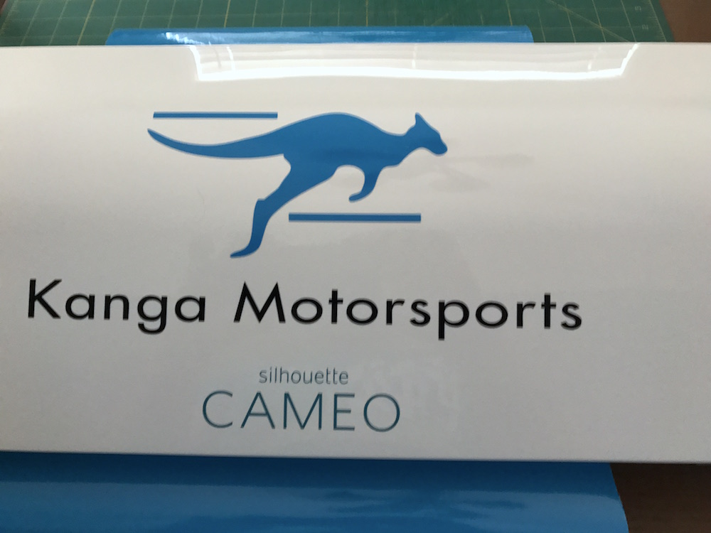 Kanga Motorsports Making Vinyl Alignment Lines.JPG